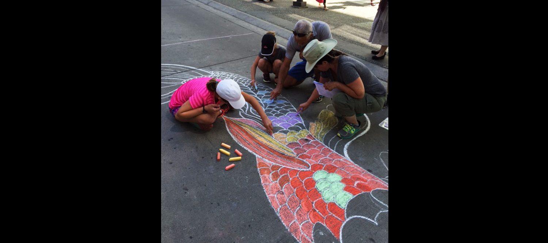 Vancouver 39 S Chalk Artist Chalkboard Art Chalk Menu
